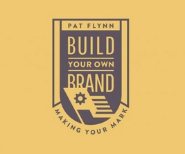 logo to Pat Flynn's Build Your Own Brand