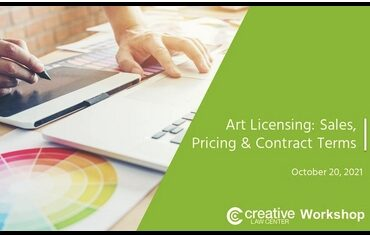 what is art licensing